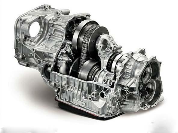 奥迪CVT无级变速箱维修