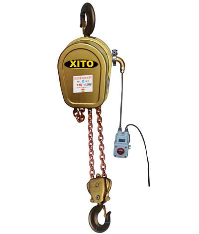 DHBS防爆环链电动葫芦