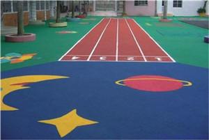 篮球场划线