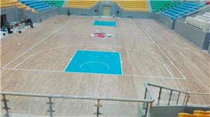 新乡羽毛球地板