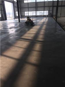 水磨石地面施工