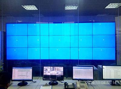 河北监控电视墙安装