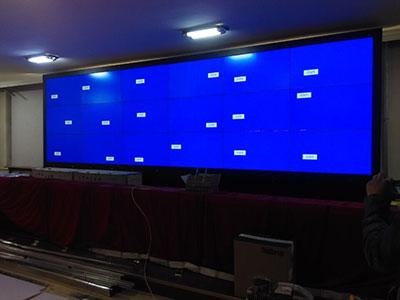 河北监控电视墙价格