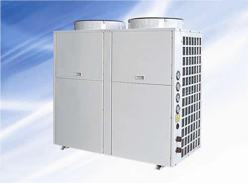 石家庄水源热泵系统