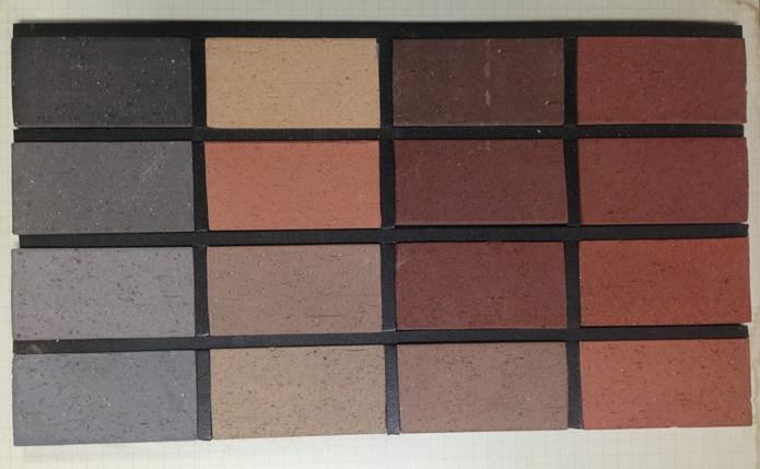 湖北紫砂劈开砖