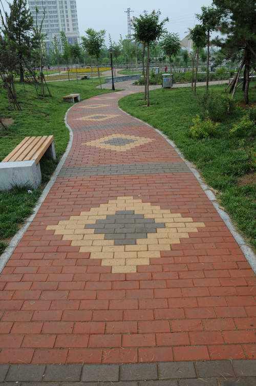 黄石盲道砖