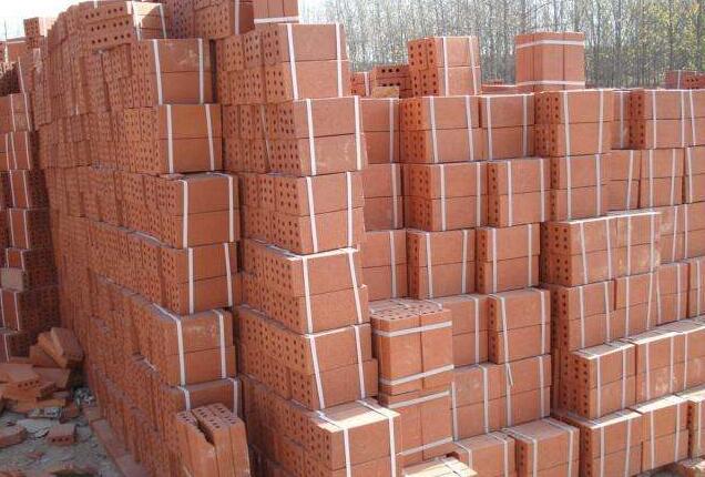 武漢燒結普通磚廠家