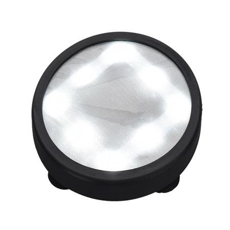 太阳能遥控吸盘灯
