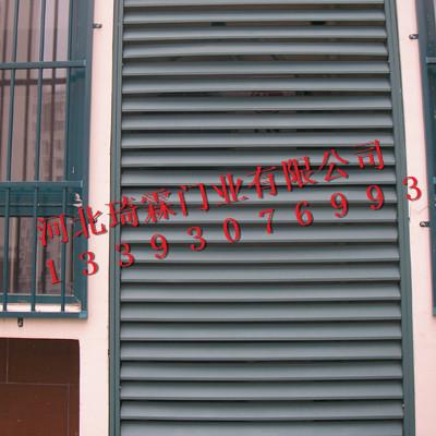 锌钢百叶窗生产厂家