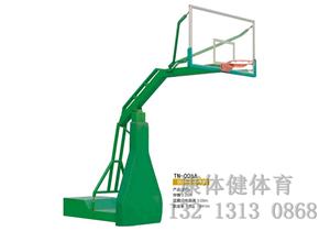 新型仿液压篮球架