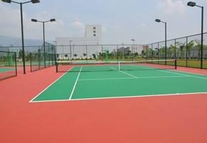 河南体育设施