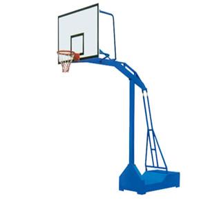 河南许篮球架厂家厂家现货销售,体育器材,一个篮球架多少钱