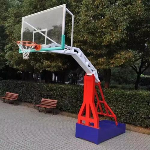 篮球架安装