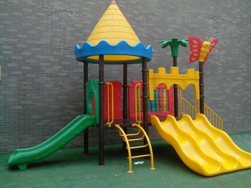河南幼儿园滑梯