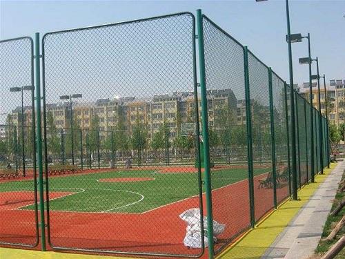河南篮球场围网