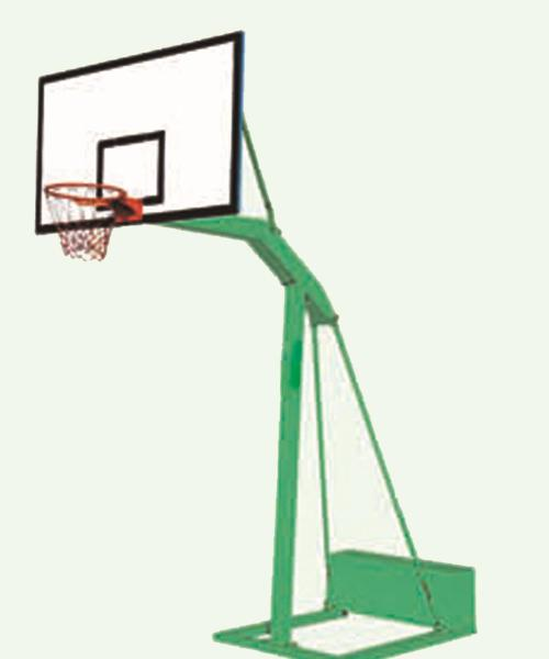 河南篮球架安装