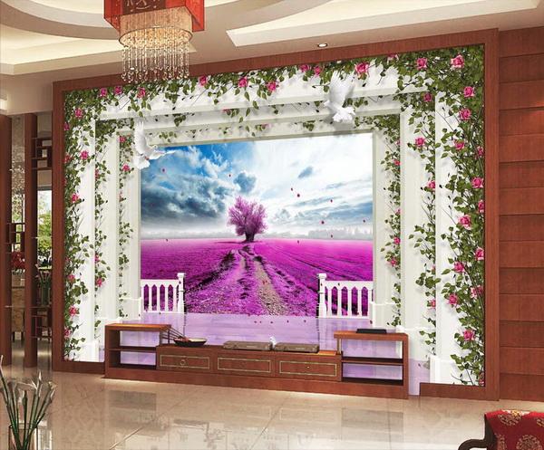 荆州4D背景墙厂家