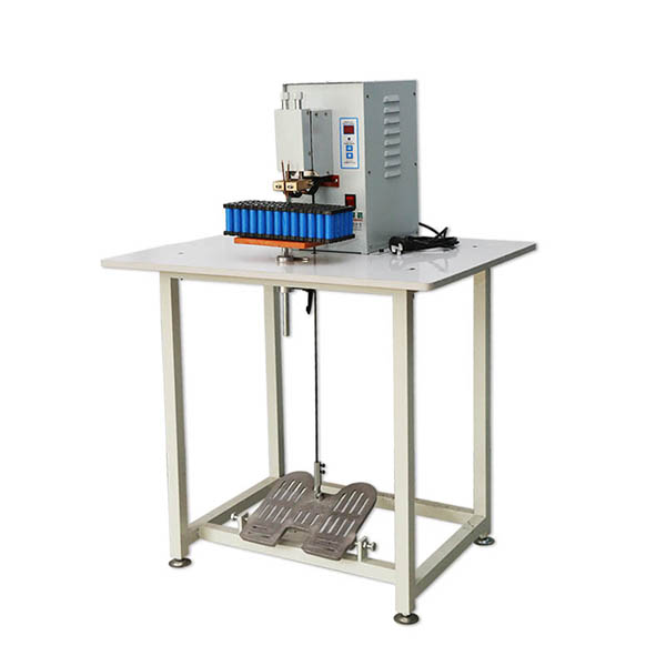 微电脑精密脚踏点焊机