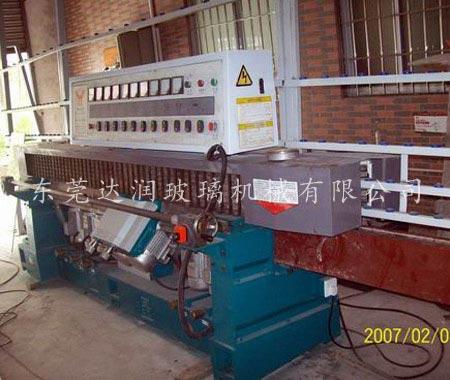 二手玻璃机械磨边机