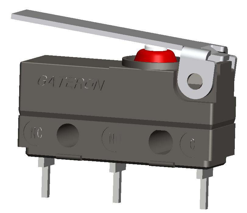 MS-6微型防水微动