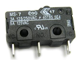 MS-7微型微动开关