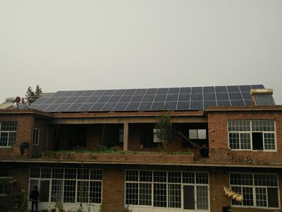 石家庄太阳能发电系统