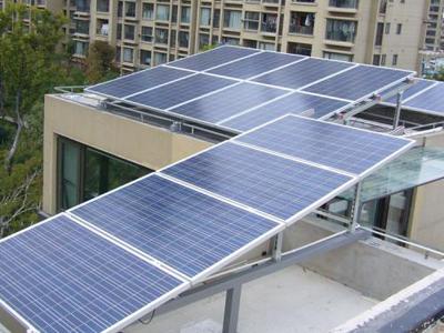 河北农村太阳能发电