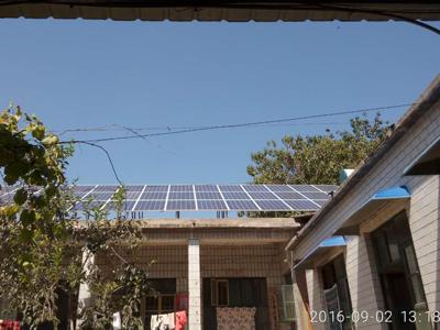 分布式光伏屋顶发电