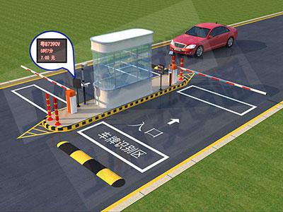 石家庄小区停车场管理系统