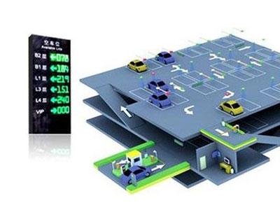 石家庄停车场智能系统