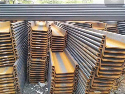 成都拉森钢板桩施工
