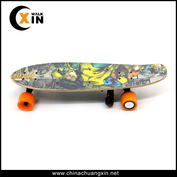 H1 model of wireless remote control electric skateboard