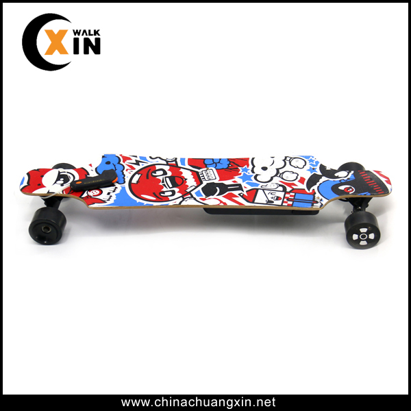 H2 model of wireless remote control electric skateboard