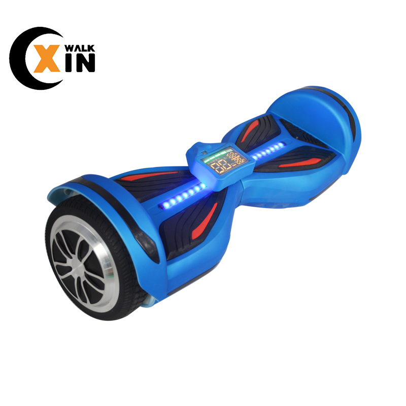 6.5 inch Fat Tire Electric scooter for sale With Cool LED Display Screen