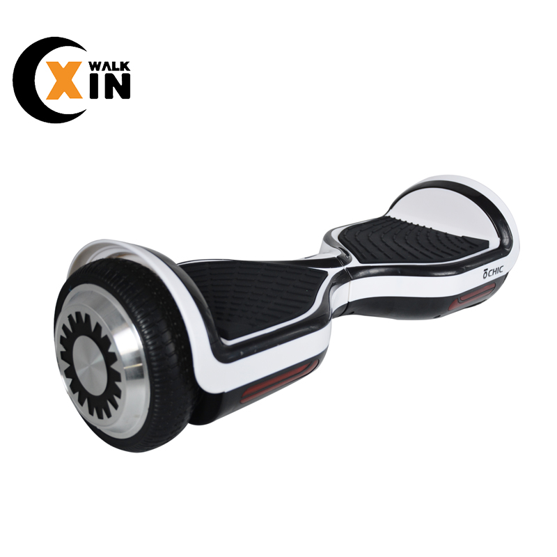 6.5 inch Cool  Two Wheel Electric Scooter With  Bluetooth Speaker And  LED lights