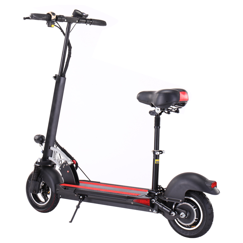 Folding Electric Scooter with front shock