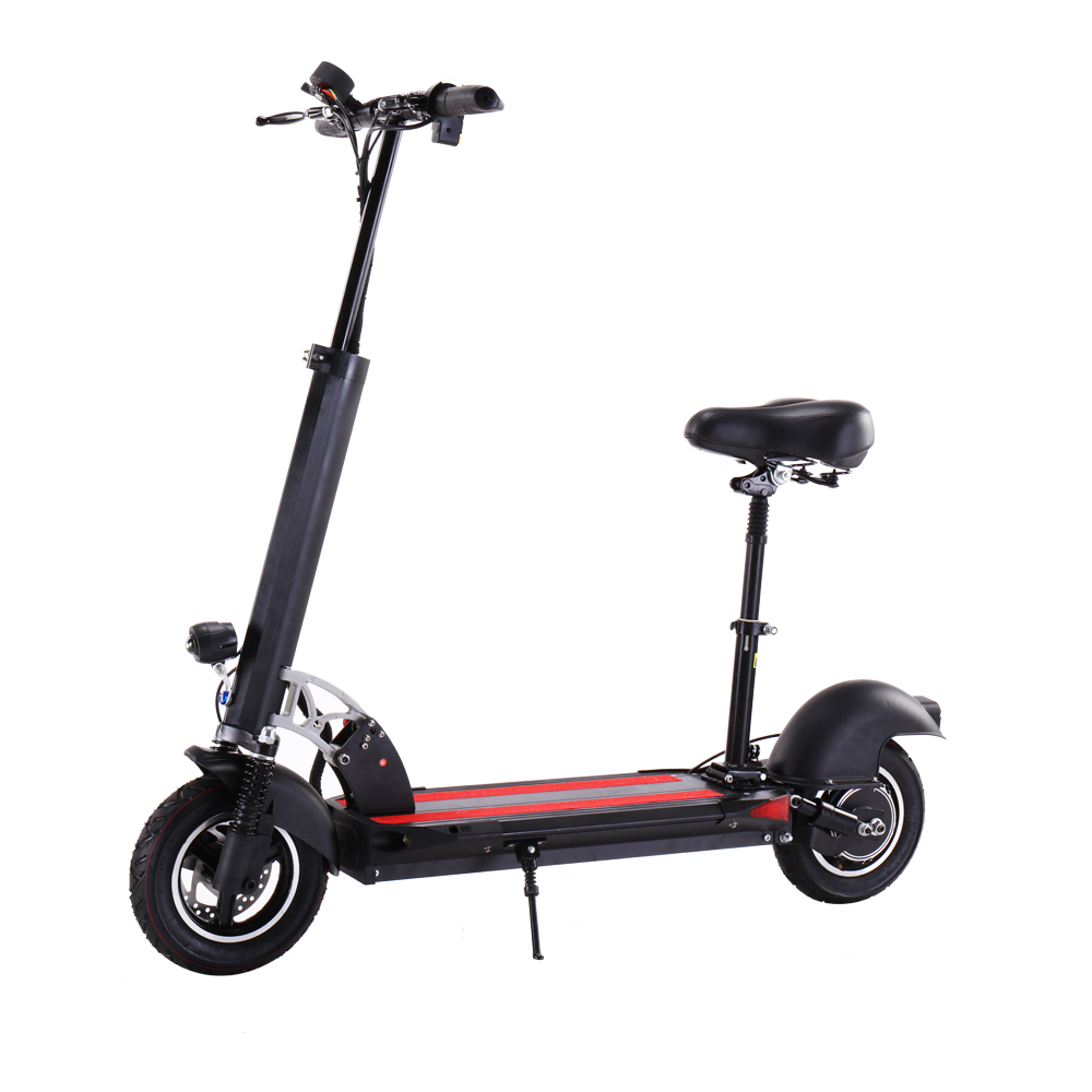 Folding Electric Scooter with Shock absorption