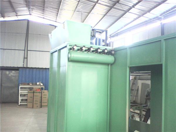 双工位滤芯回收