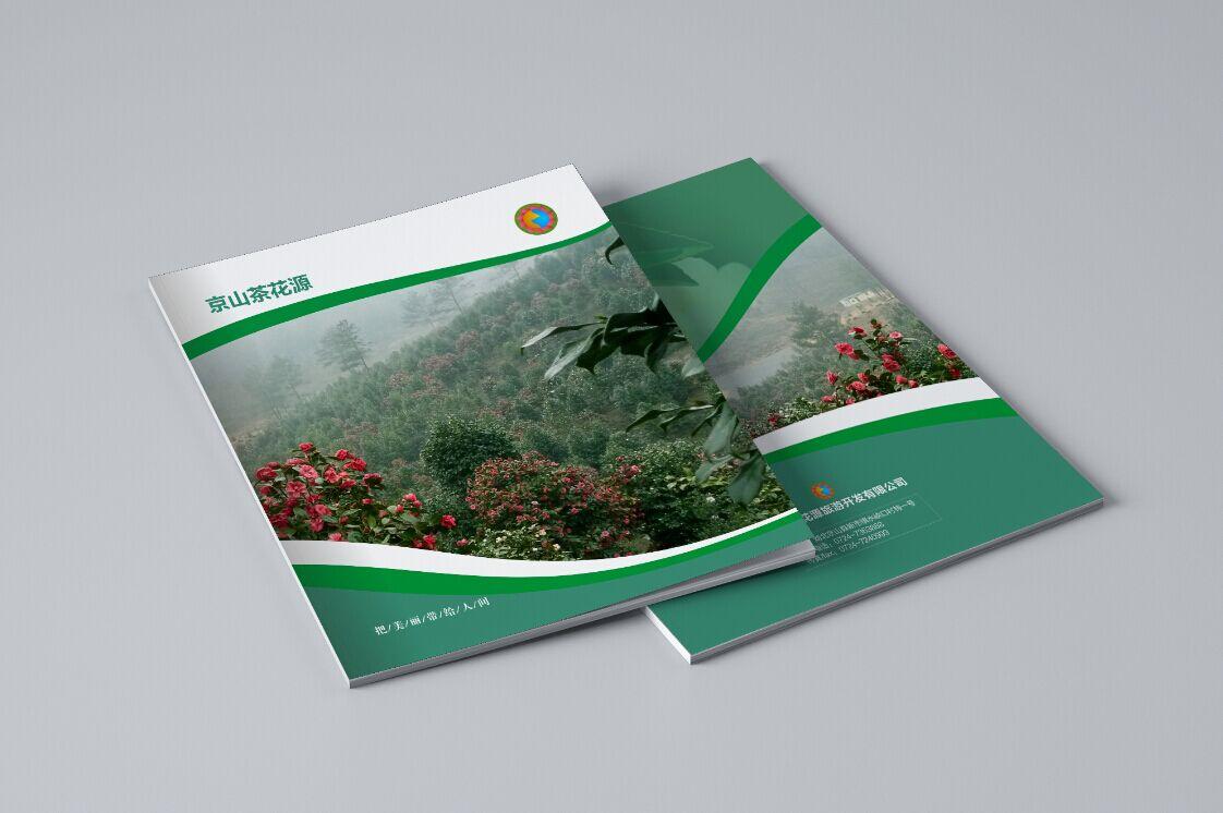 江岸画册设计选哪家公司好 信立浩达 汉口北画册印刷