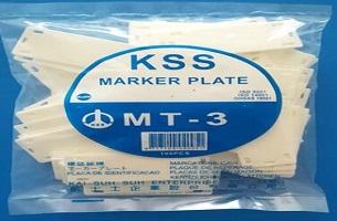 KSS正品 标志铭牌 MT-3