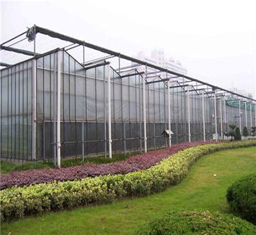 河南大棚pc板温室