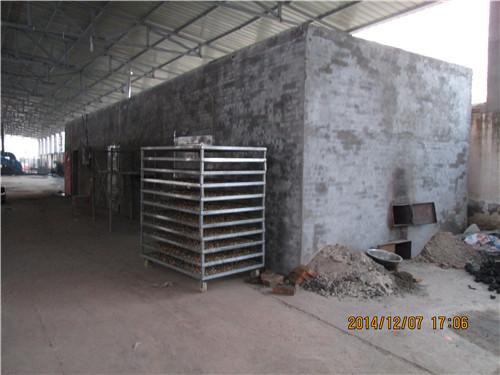 砖砌型环保控温烘干房HX-24型