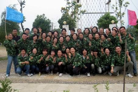 武汉军训夏令营