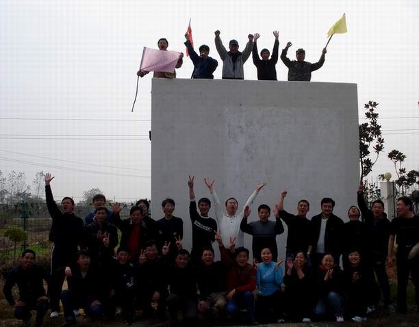 武汉拓展训练基地