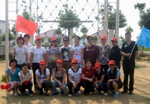 武汉团队拓展