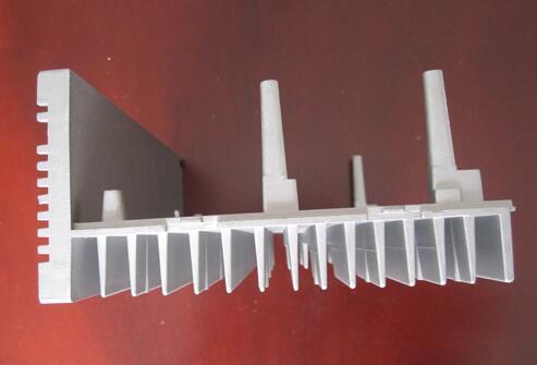 高性能压铸铝合金散热器
