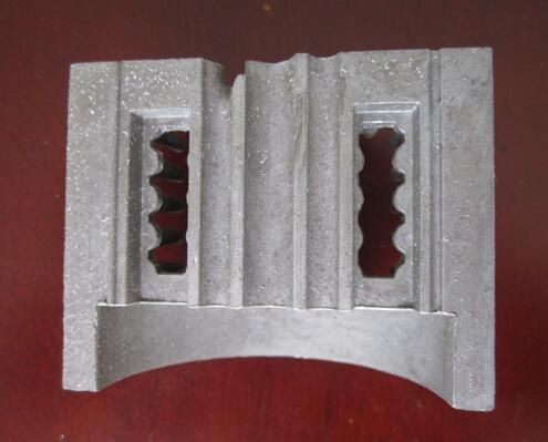 镁合金压铸机熔炉散热器