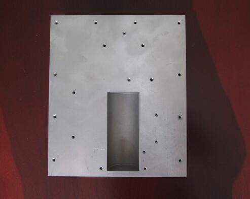 薄片型铝制品的压铸散热片