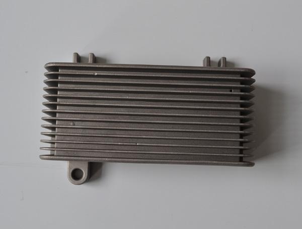 铝合金锻压散热器