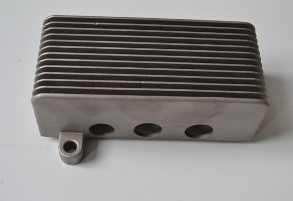 铝合金变频散热器